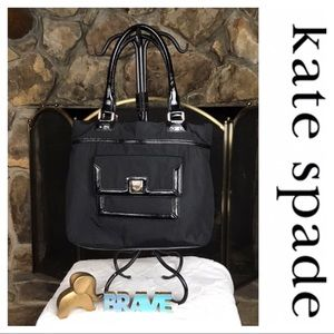 Kate Spade | Medium Tote | Black